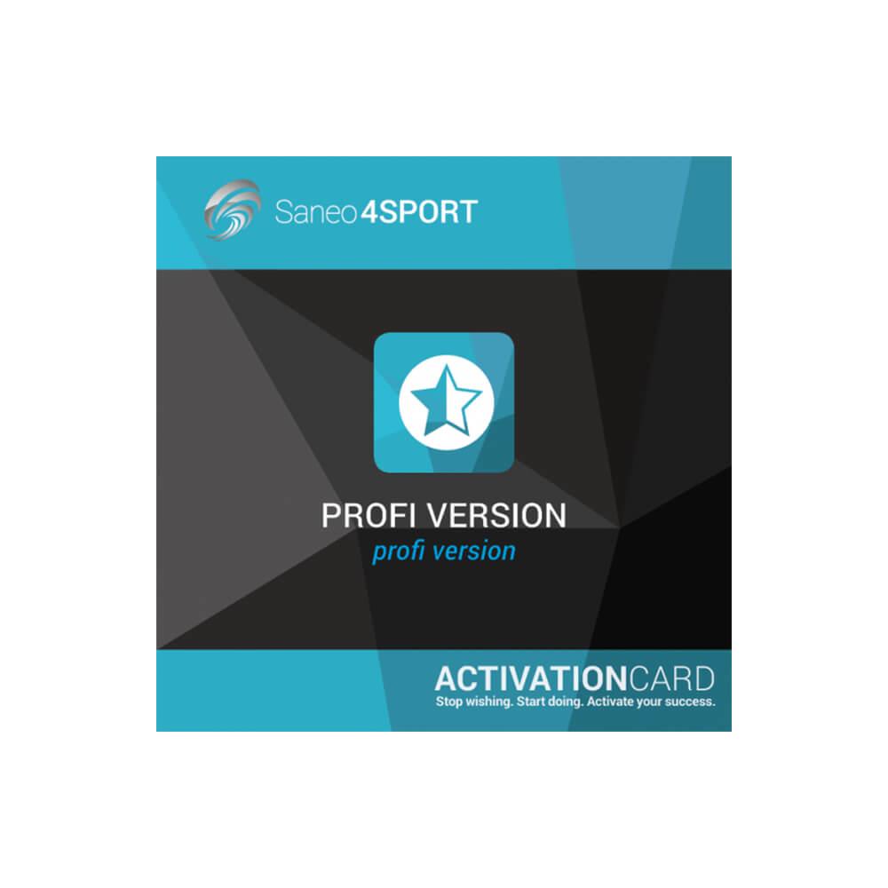 Profiversion Programmpaket Aktivierungskarte